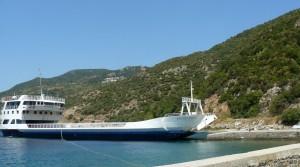 Micul port Dafni