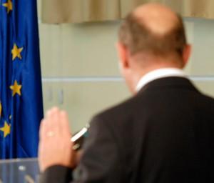 Basescu la Cluj, foto Raul Stef
