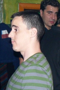 Bogdan Pacurar si Nicut