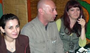 Georgeta Ghidovat, Dorin Petrisor, Simona Popa