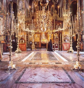 catholikon_interior_vatopedi
