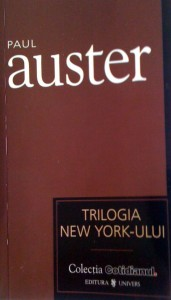 Trilogia New York-ului, Paul Auster