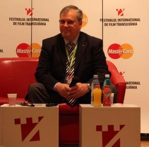 Dumitru Prunariu la TIFF