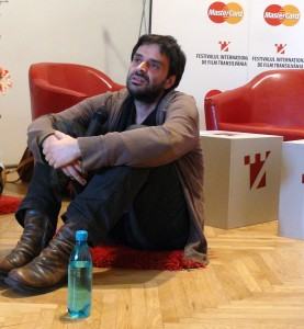 Razvan Radulescu la Tiff lounge