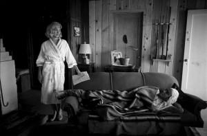 Marilyn Monroe şi Montgomery Clift