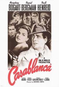 1942. Casablanca. Regia: Michael Curtiz