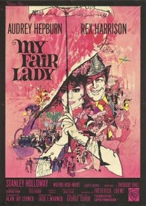 1964. My Fair Lady. Regia: George Cukor