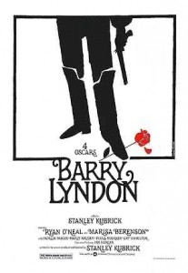 1975. Barry Lyndon. Regia: Stanley Kubrick