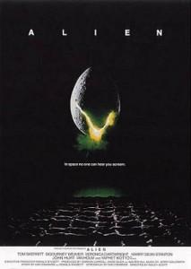 1979. Alien. Regia: Ridley Scott