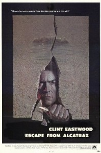 "1979. Escape from Alcatraz (""Evadare din Alcatraz""). Regia: Don Siegel"