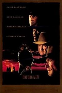 """1992. Unforgiven (""""Necruţătorul""""). Regia: Clint Eastwood"""