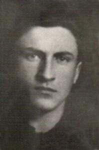 Ion Gavrilă-Ogoranu, în tinereţe. Foto: ogoranu.ro