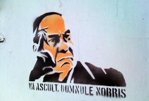 Marga, Va ascult, domnule Norris