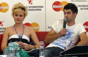 Ioana Blaj si Paul Ipate la TIFF