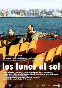 """Afişul filmului """"Los lunes al sol"""" (Lunea la soare)"""