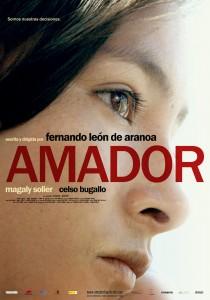 """Afişul filmului """"Amador"""""""