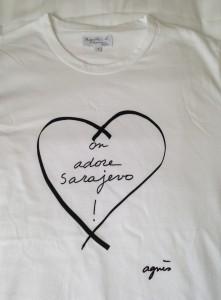 tricou sarajevo