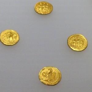 Monedele (kosoni) din tezaurul de la Sarmizegetusa Regia, judeţul Hunedoara (jumătatea secolului I d.Hr.)