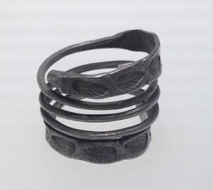 Inel spiralic descoperit la Măgura, judeţul Teleorman (secolele II-I î.Hr.)