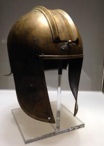 Coif greco-iliric descoperit la Găvojdia, judeţul Timiş (secolul IV î.Hr.)